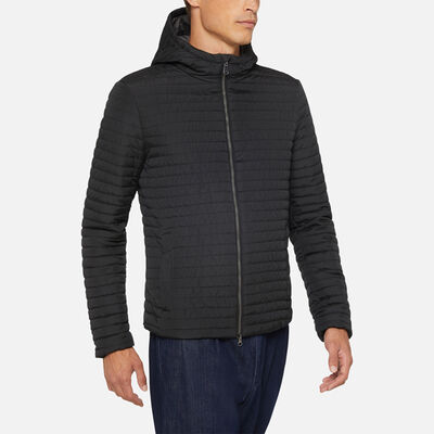 DOWN JACKETS MAN GEOX KENNET MAN