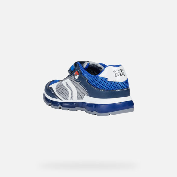 LIGHT-UP SHOES BOY JR ANDROID BOY - 4