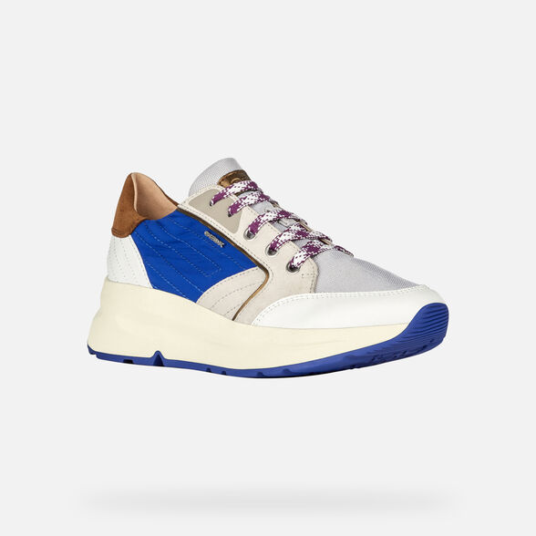 LOW TOP WOMAN GEOX BACKSIE WOMAN - 3
