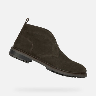 ANKLE BOOTS MAN GEOX BRENSON MAN