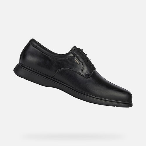 FORMAL SHOES MAN GEOX CAPACE 2FIT ABX MAN - null