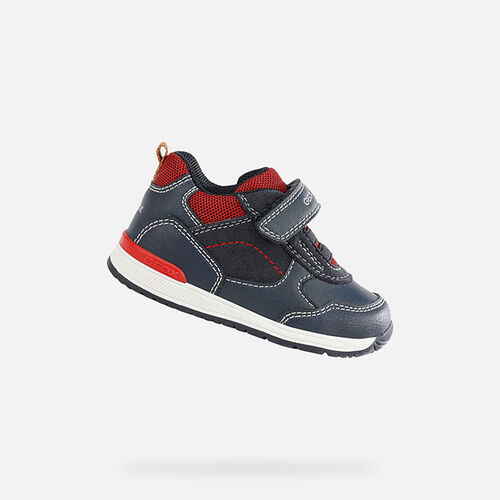 FIRST STEPS BABY GEOX RISHON BABY BOY - null