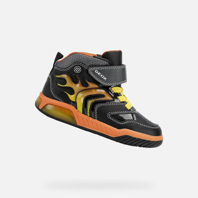 LIGHT-UP SHOES BOY GEOX INEK BOY