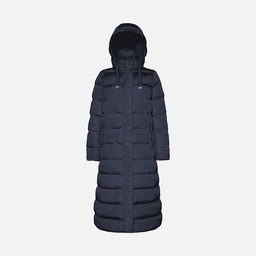 DOWN JACKETS WOMAN GEOX ANYLLA WOMAN - null