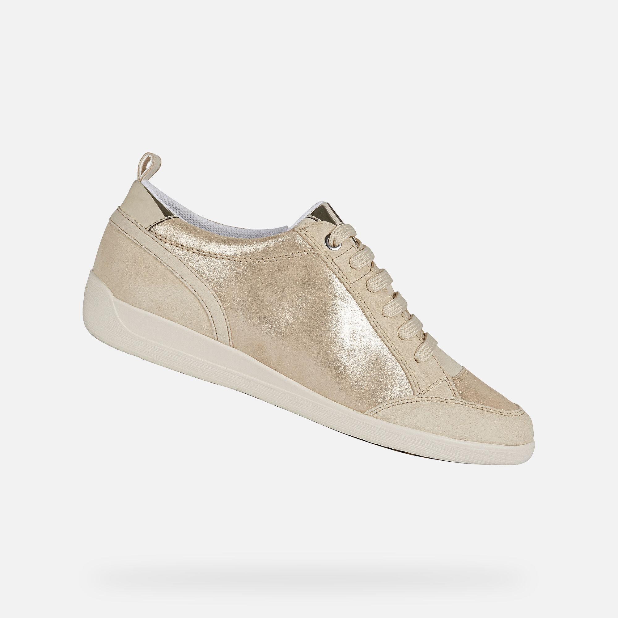 Geox MYRIA Woman: Sand Sneakers   Geox