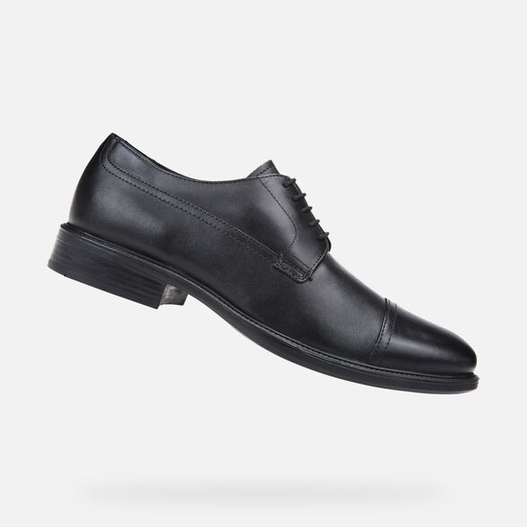 MAN FORMAL SHOES GEOX CARNABY MAN - 1