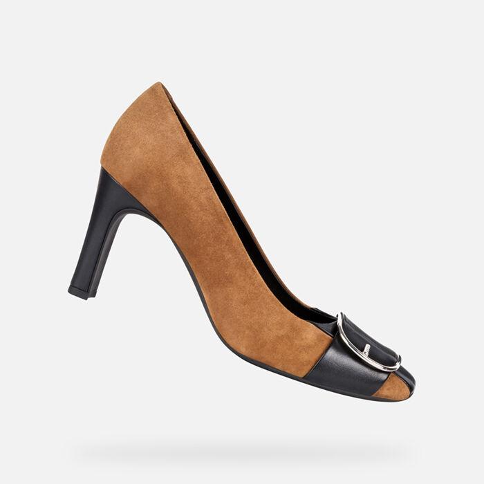 Con De MujerNueva Tacón Zapatos Geox Colección ikTPXuwOZ