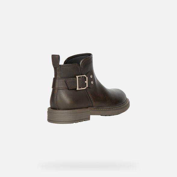 ANKLE BOOTS GIRL GEOX ECLAIR GIRL - 5