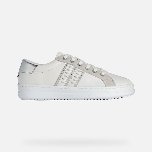 DONNA SNEAKERS GEOX PONTOISE DONNA - 2