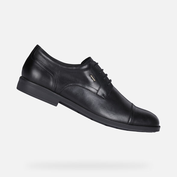 HOMME CHAUSSURES HABILLÉES GEOX HILSTONE ABX HOMME  - 1