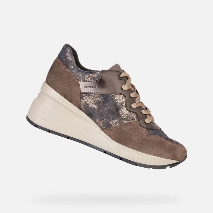 Con Colección Cuña Geox De MujerNueva Zapatos QxBtsCdhr