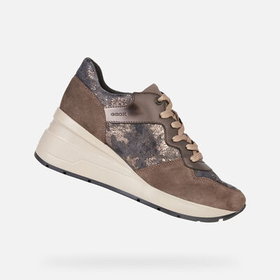 LOW TOP WOMAN GEOX ZOSMA WOMAN