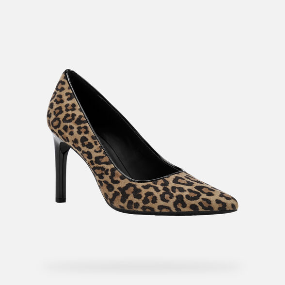 PUMPS WOMAN GEOX FAVIOLA WOMAN - 3