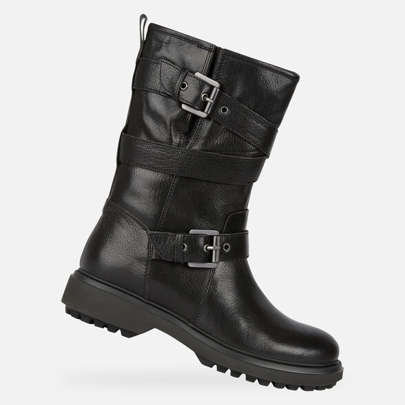 ANKLE BOOTS WOMAN GEOX ASHEELY WOMAN - 1