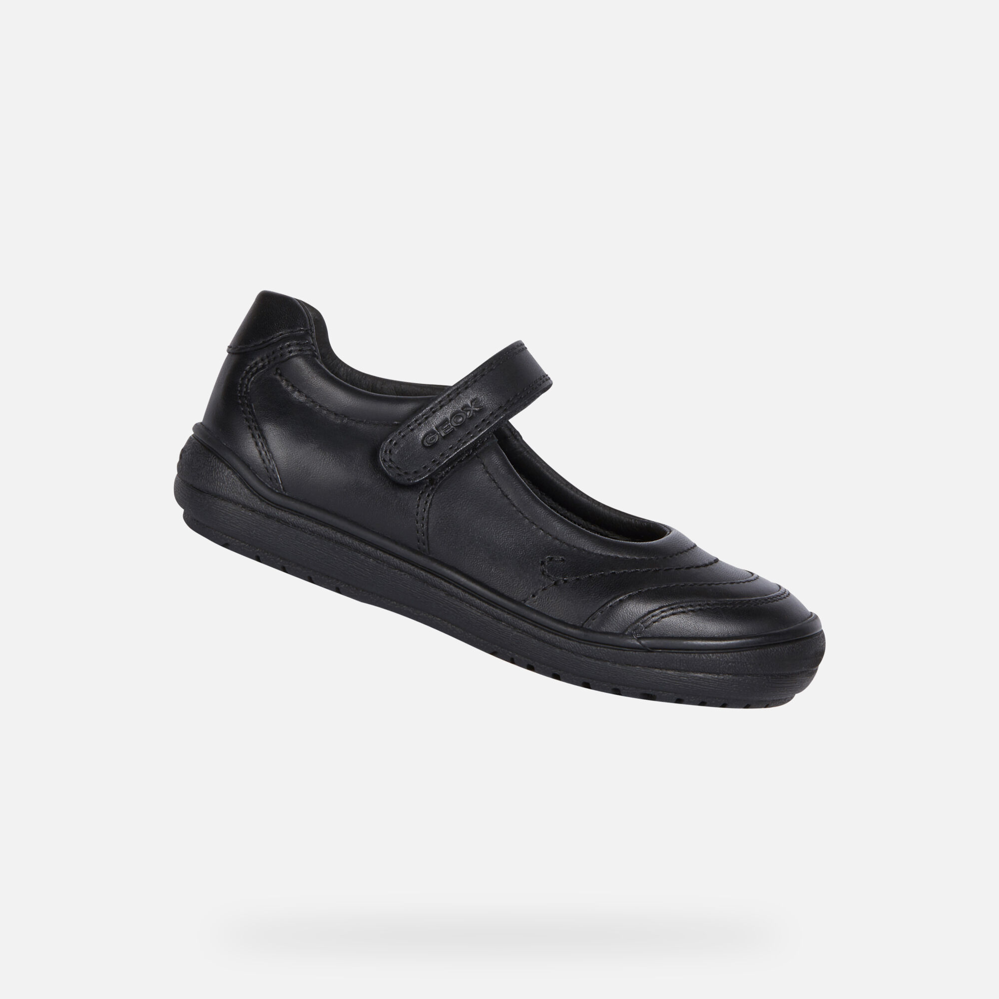 Geox Junior Girl's J HADRIEL Black Ballerinas | Geox FW1920