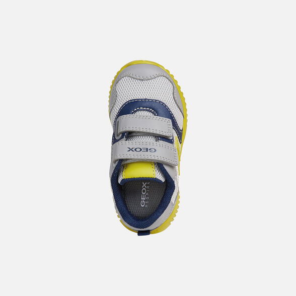 SNEAKERS BABY GEOX WAVINESS BABY BOY - 6