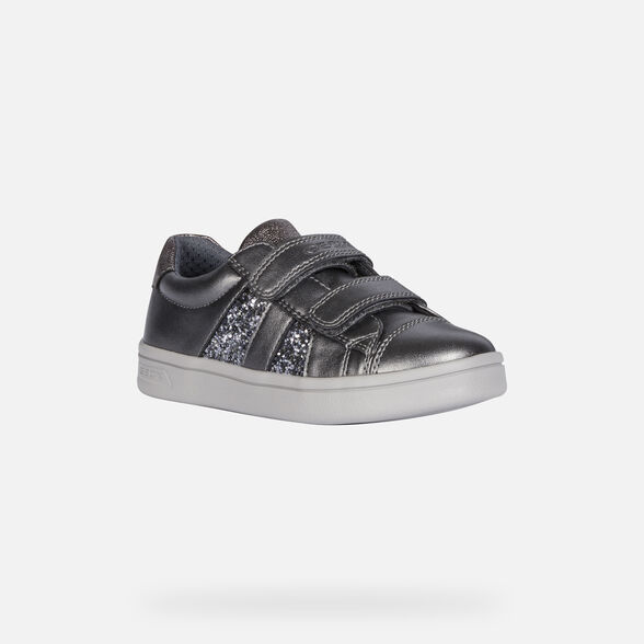 LOW TOP GIRL GEOX DJROCK GIRL - 3