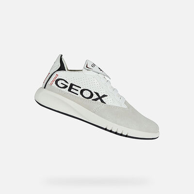 SNEAKERS BOY GEOX AERANTER BOY
