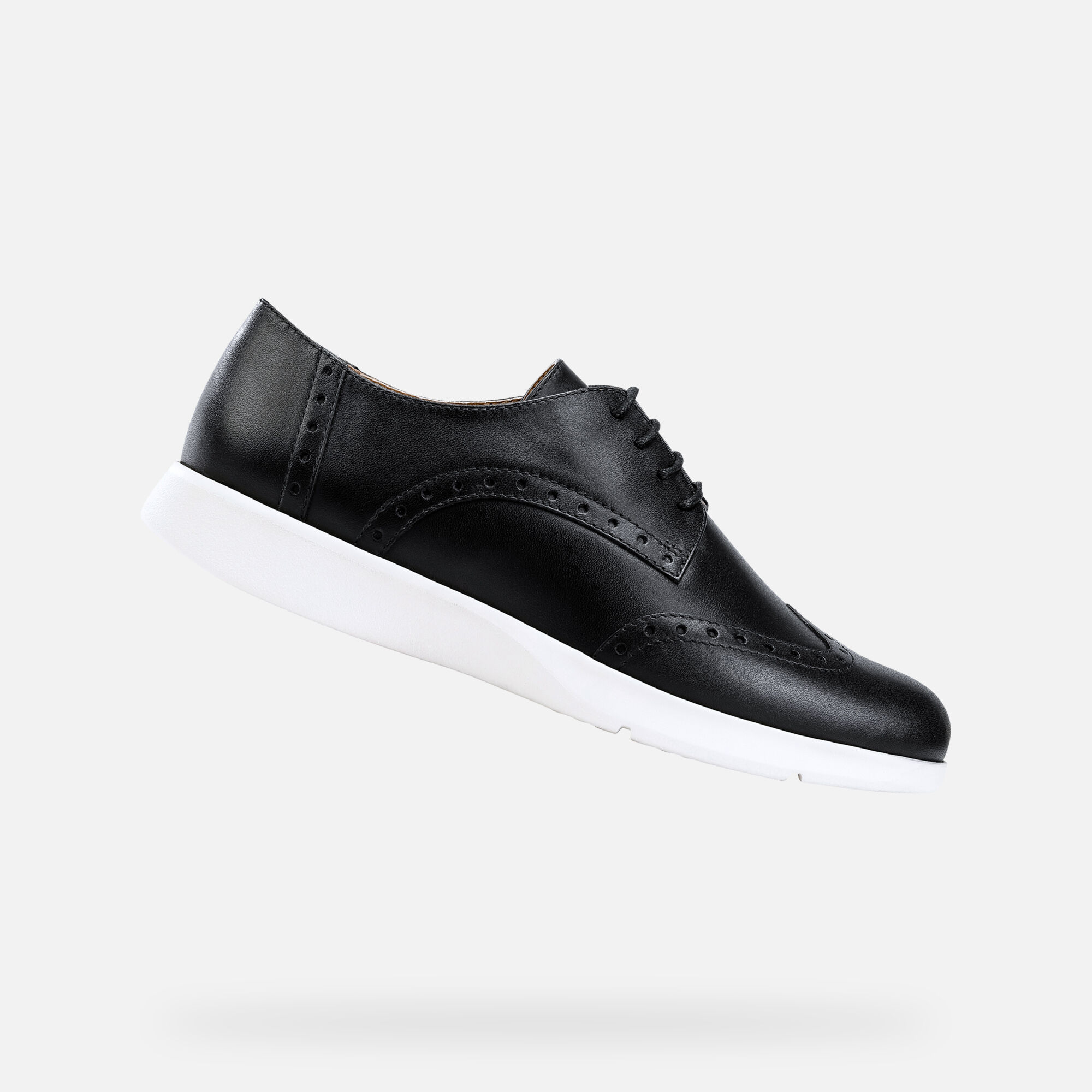 Geox D ARJOLA: Black Woman Shoes | Geox