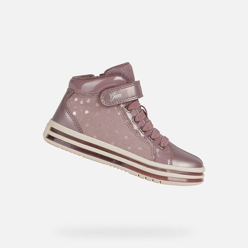 LIGHT-UP SHOES GIRL GEOX PAWNEE GIRL - null