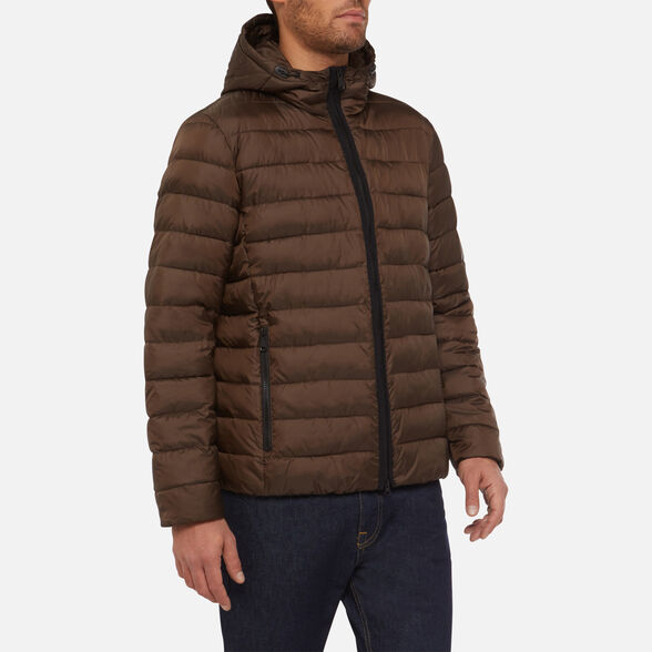 MAN DOWN JACKETS GEOX DENNIE MAN - 4