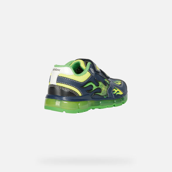 LIGHT-UP SHOES BOY GEOX ANDROID BOY - 5