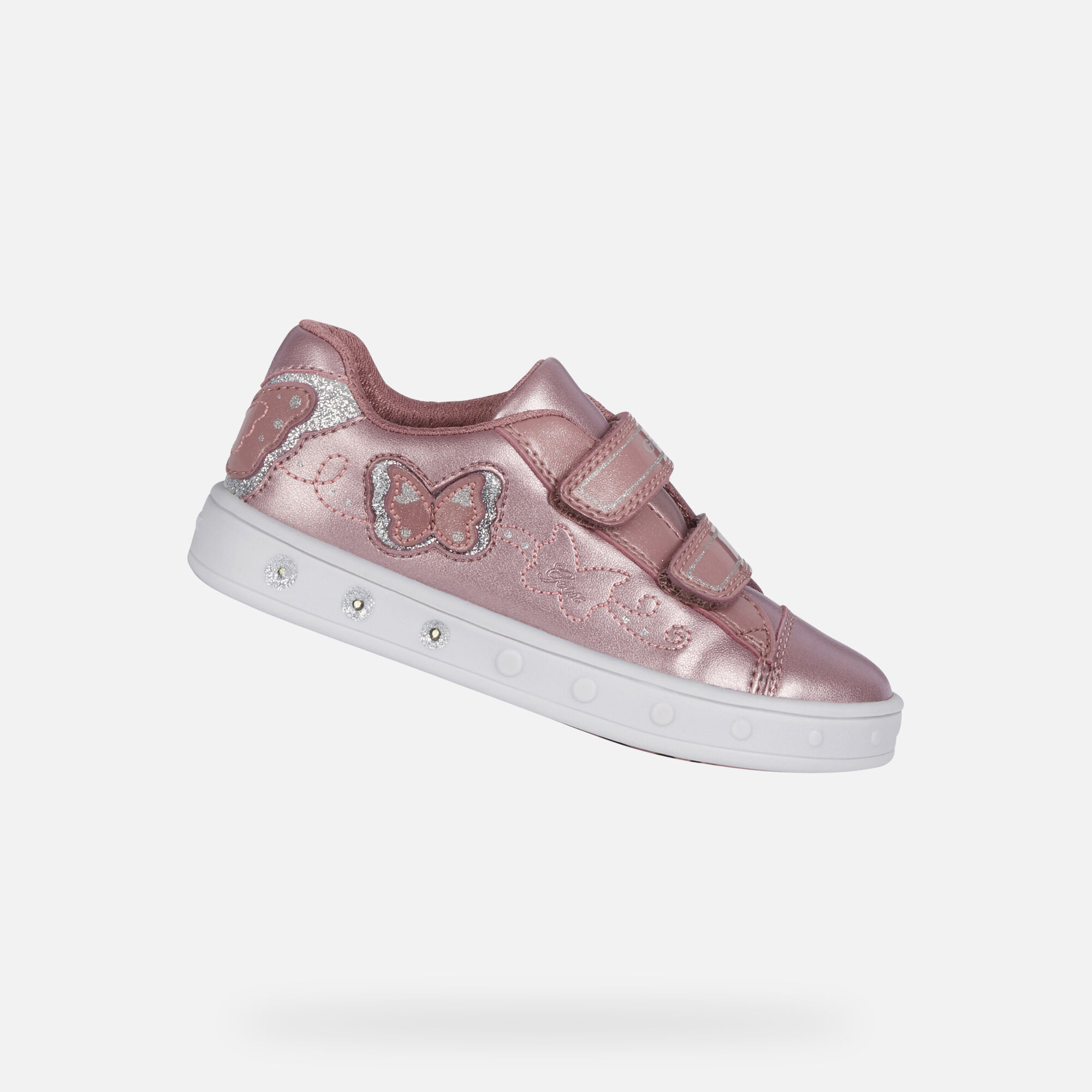 Geox Sneakers Basse Bianco | Sneakers Basse Bambina 50