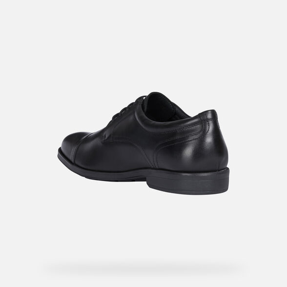 HOMME CHAUSSURES HABILLÉES GEOX HILSTONE ABX HOMME  - 4