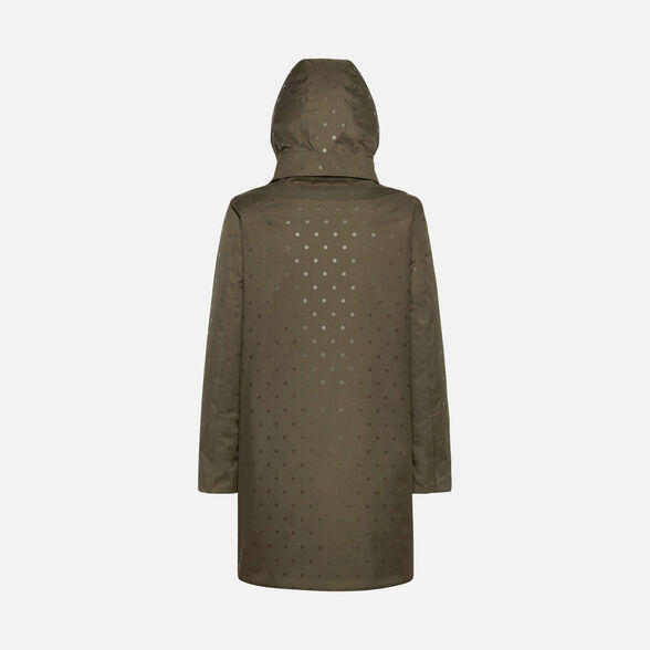 WOMAN ANORAKS GEOX GENDRY WOMAN - 5