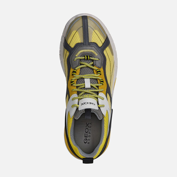 HOMBRE SNEAKERS GEOX GRECALE HOMBRE - 6
