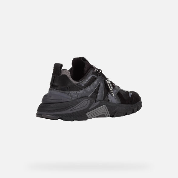 HOMME SNEAKERS GEOX T01 PHONICA - 5