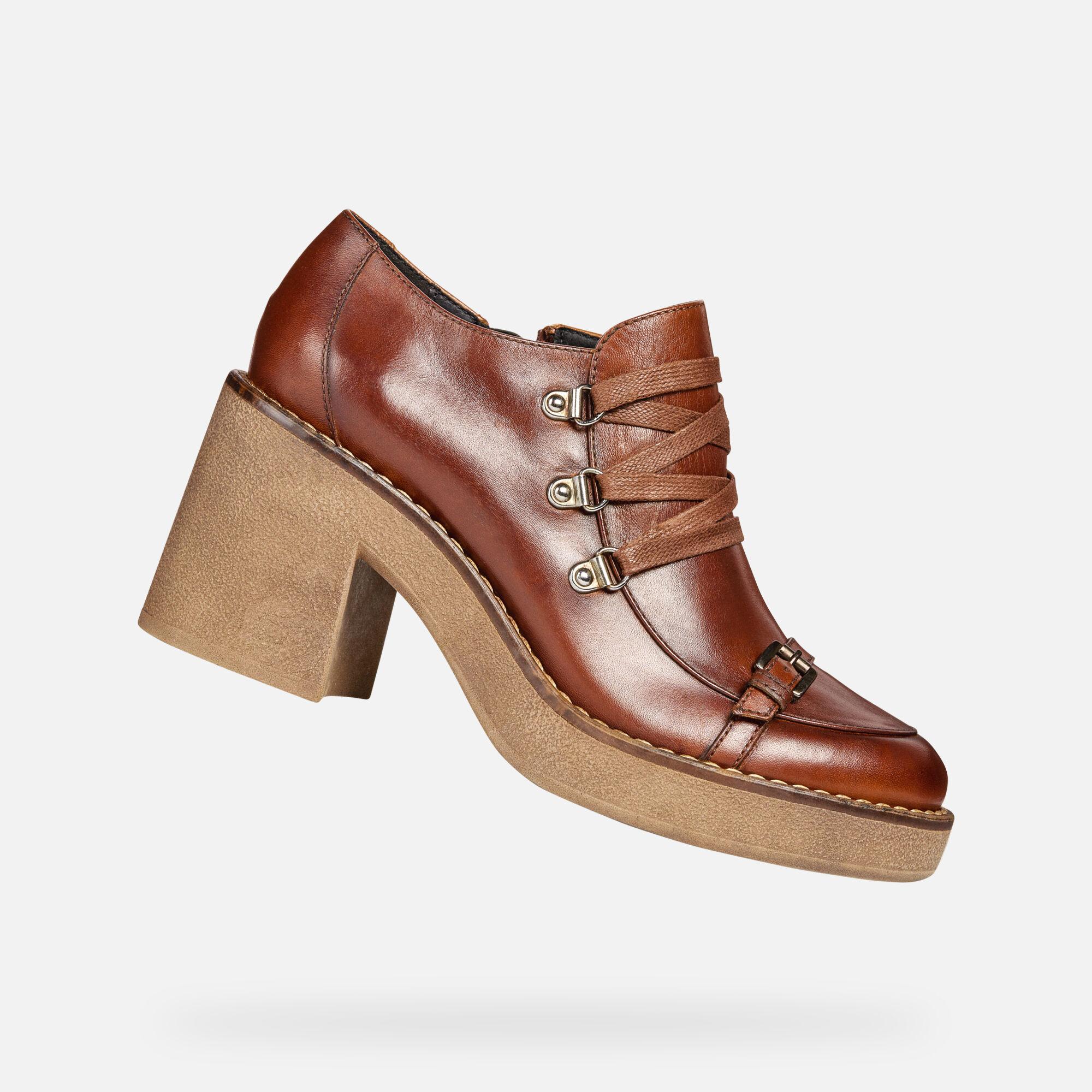Tacón Adrya Zapatos Geox De Mujer AvOw4v
