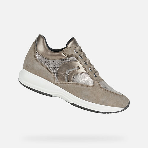 SNEAKERS DONNA GEOX HAPPY DONNA - null