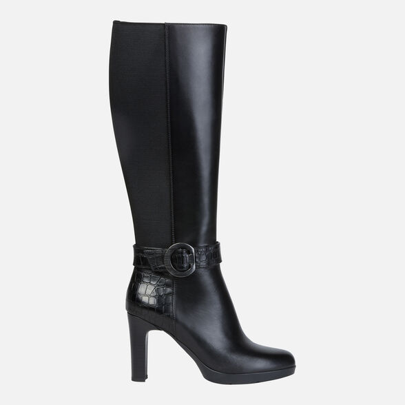 BOOTS WOMAN GEOX ANNYA WOMAN - 1