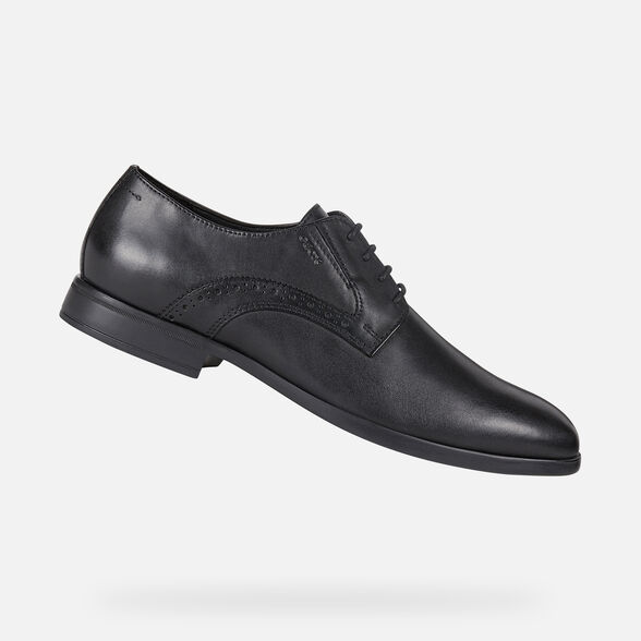 HOMME CHAUSSURES HABILLÉES GEOX DOMENICO HOMME - 1