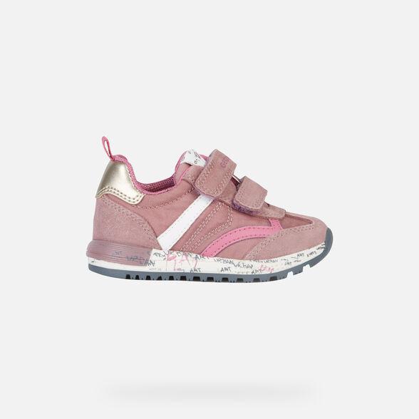 SNEAKERS BABY GEOX ALBEN BABY GIRL - 2