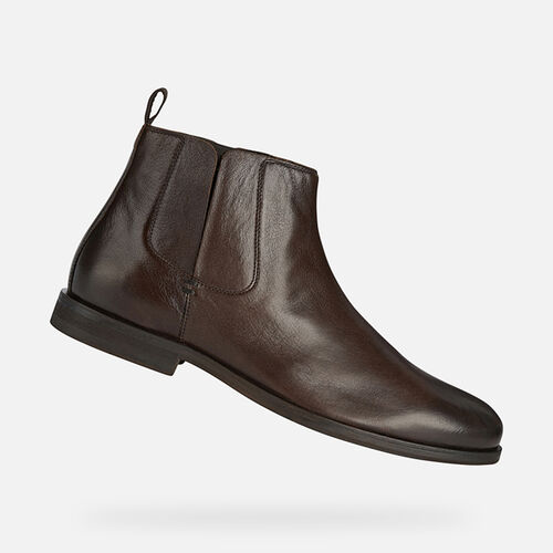BOOTS MAN GEOX BAYLE MAN - null