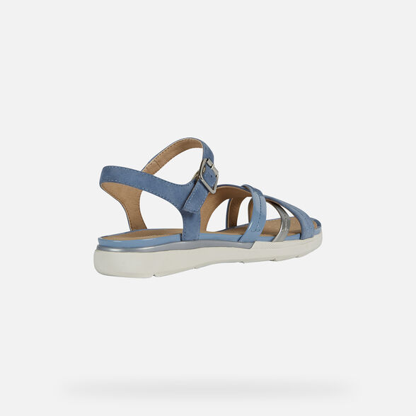 WOMAN SANDALS GEOX HIVER WOMAN - 5