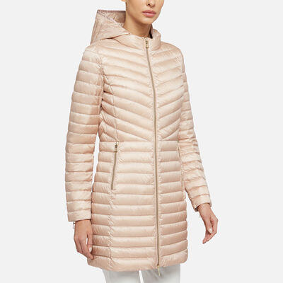 DOWN JACKETS WOMAN GEOX MYLUSE WOMAN