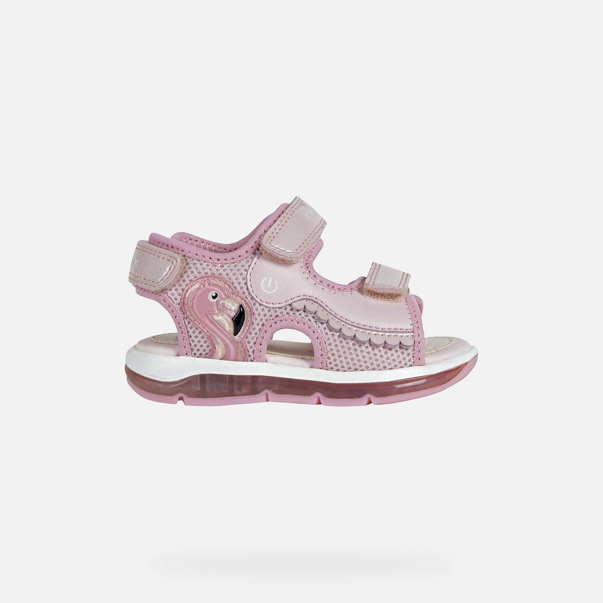 Geox TODO Baby Girl: Pink Sandals