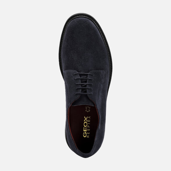 CASUAL SHOES MAN GEOX BRODERICK MAN - 6