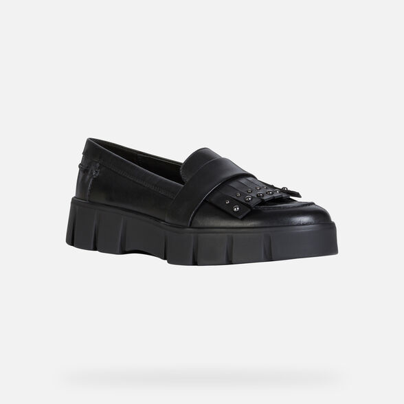 LOAFERS WOMAN GEOX GHOULA WOMAN - 3