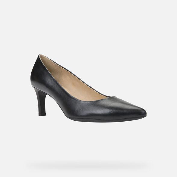 PUMPS WOMAN GEOX BIBBIANA WOMAN - 4