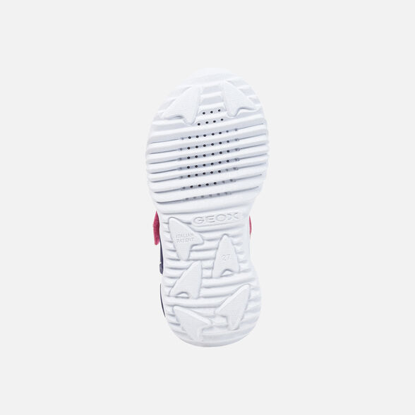 GIRL LIGHT-UP SHOES GEOX ASSISTER GIRL - 7