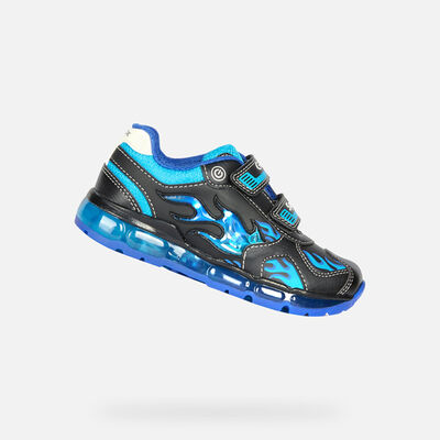 LIGHT-UP SHOES BOY GEOX ANDROID BOY