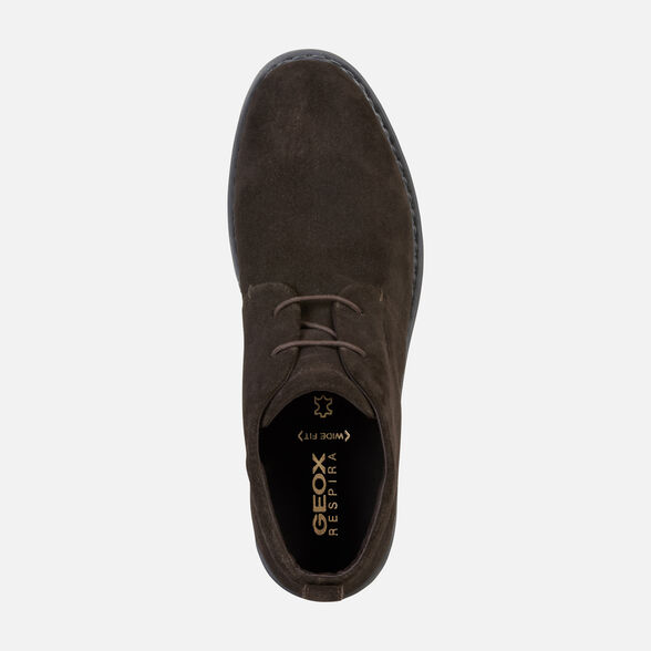 CASUAL SHOES MAN GEOX BRANDLED MAN - 6