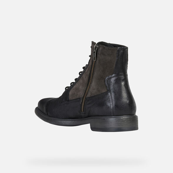 BOTTES HOMME GEOX TERENCE HOMME - 4