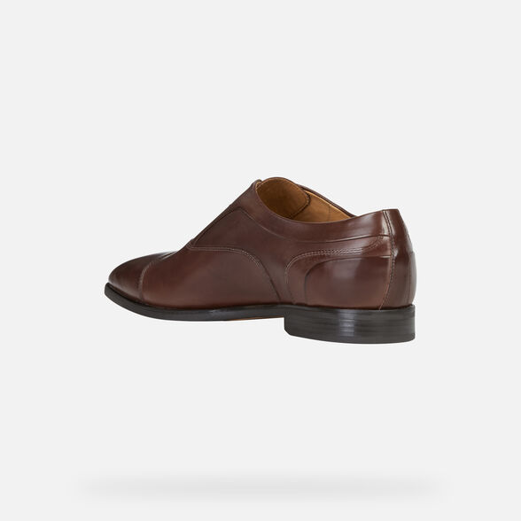 CHAUSSURES HABILLÉES HOMME GEOX NEW LIFE HOMME - 4