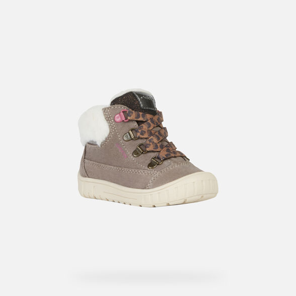 ANKLE BOOTS BABY GEOX OMAR BABY GIRL - 3