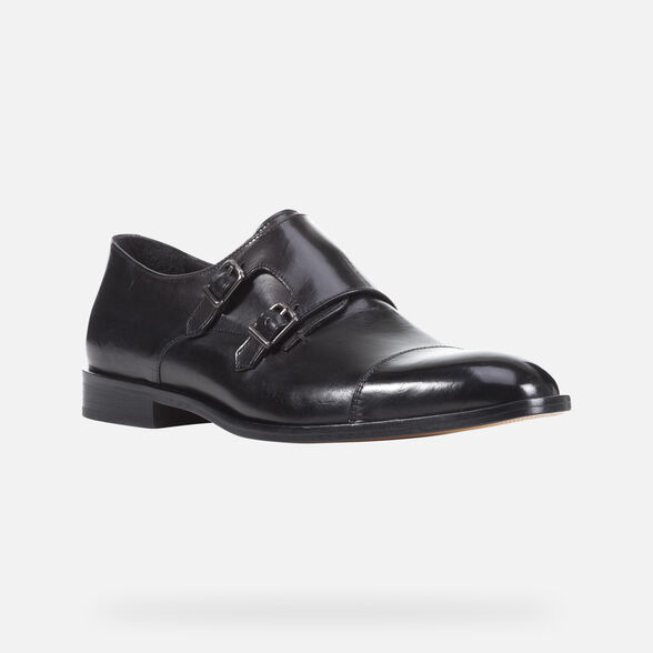FORMAL SHOES MAN GEOX SAYMORE MAN - 4